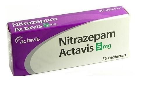 Nitrazepam 5mg N