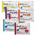 Apcalis Jelly (Cialis Generico) 20 mg