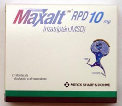 Maxalt Generika (Rizatriptan) 5mg