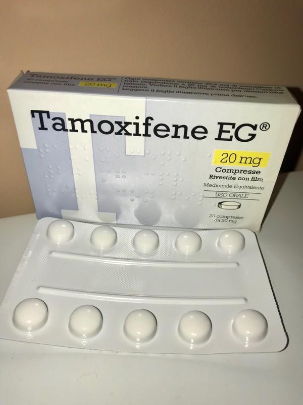 Nolvadex Generika (Tamoxifen) 20mg