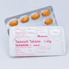 Generic Cialis (Tadalafil) Tadarise 5 MG