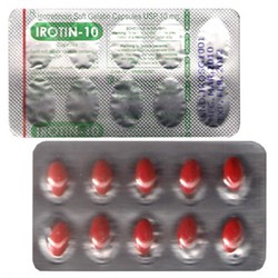 Generic Accutane (Irotin) 10mg