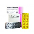 Phentermine Adipex Retard USA Brand 75 mg