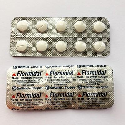 Flormidal Midazolam 15 mg