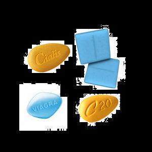 Viagra/Cialis paquete (Experto)