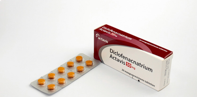 Diclofenac 50mg by Actavis N