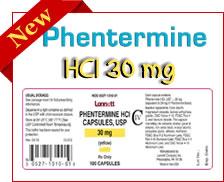 Phentermine Lannet 30 mg